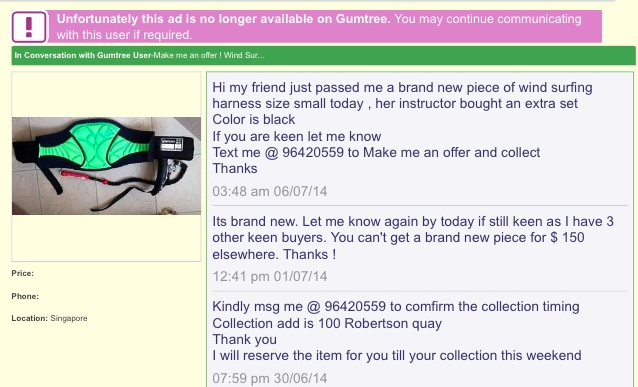 Gumtree | The Ziman Effect